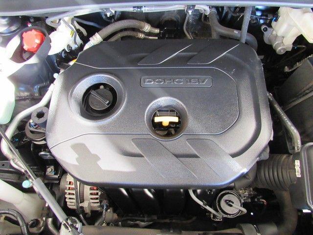 HYUNDAI IX35 2018 2.0 MPFI GL 16V FLEX 4P AUTOMÁTICA CINZA COMPLETA ÚNICO DONO! - Foto 9