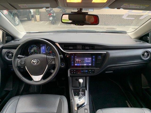 Toyota Corolla xei 2.0 2019 - Entr. + R$ 1.690 reais  - Foto 5