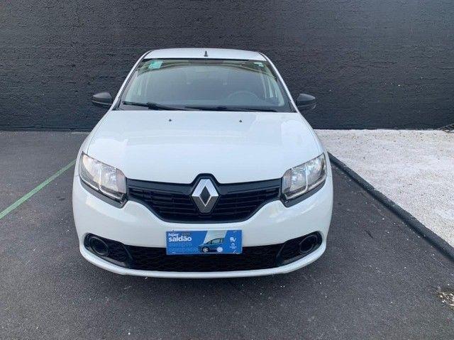 Renault Sandero 1.0 Authentique 2019 - Foto 2