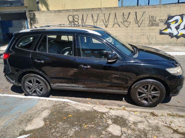Hyundai Santa Fé 2011 3.5 V6 4x4 Aut Linda - Foto 8