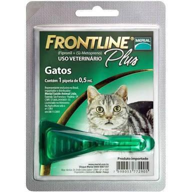 Front Line Gatos Plus