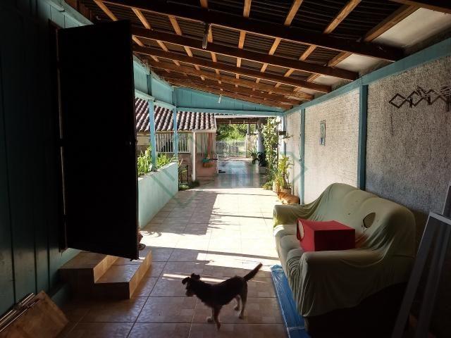 Duas casas no terreno bairro guanabara | terreno de 416 m² - Foto 5