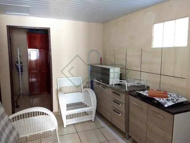 Duas casas no terreno bairro guanabara | terreno de 416 m² - Foto 9