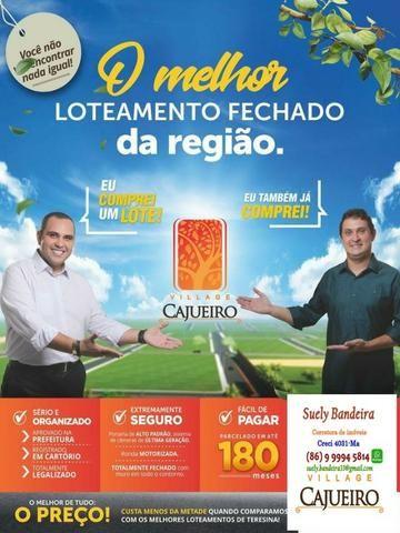 Lançamento Village Cajueiro-Cond. Fechado (86)9 9994 5814 -WhatsApp