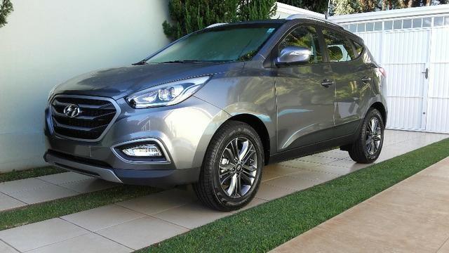 Hyundai Ix35 Gl 2 0 16v 2wd Flex Aut 2018 483603869 Olx