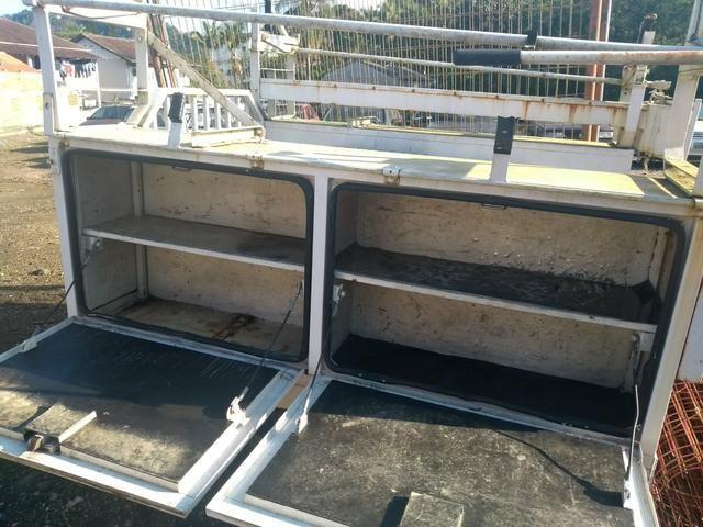 Carroceria para caminhonete manutenção energia - Foto 3