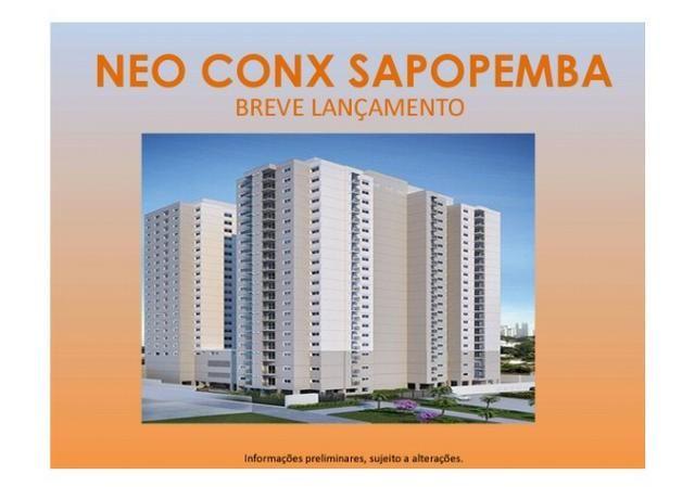 Lançamento 02 Dormitórios Avenida Sapopemba Minha Casa Minha Vida - Foto 5