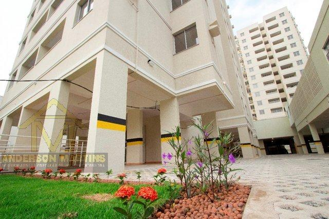 2 quartos no Residencial Vila Romana
