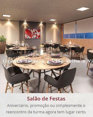 Apartamento para venda em vitória, barro vermelho, 2 dormitórios, 1 suíte, 2 banheiros, 1  - Foto 9