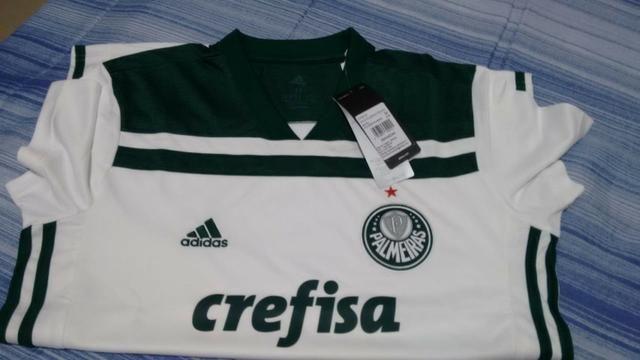 444d38524282d Camisa Oficial do Palmeiras (Feminina) - Esportes e ginástica - Vila ...