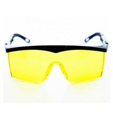 81668063d8d84 Óculos de Proteção Rio de Janeiro Amarelo CA 34082 Poli-Ferr ...