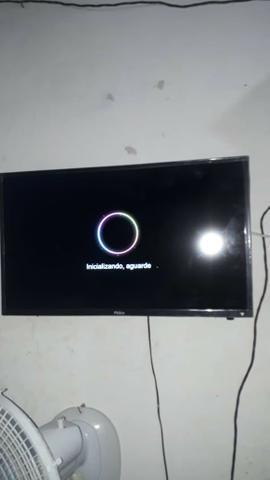 Tv led hd 32 smart philco um mês de uso