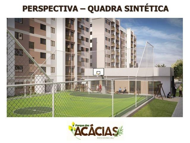 Apartamento 02 Dormitórios No Colonia Rio Grande - Foto 3