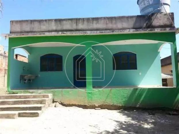 Casa à venda com 3 dormitórios em Retiro são joaquim, Itaboraí cod:854604 - Foto 4