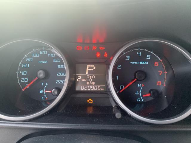 Tr4 4x4 Automatica com 20.000km 2014 raridade procurar Martins * - Foto 5