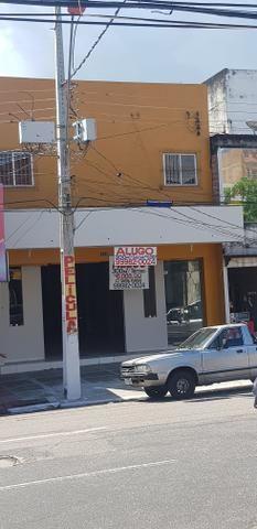 Aluga loja comercial 300m2 térreo, px. Igrej.Fatima antigo Cenários Recepção