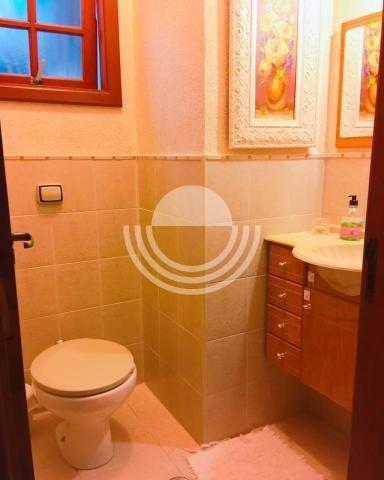 Casa à venda com 3 dormitórios em Bosque de barão geraldo, Campinas cod:CA003152 - Foto 7