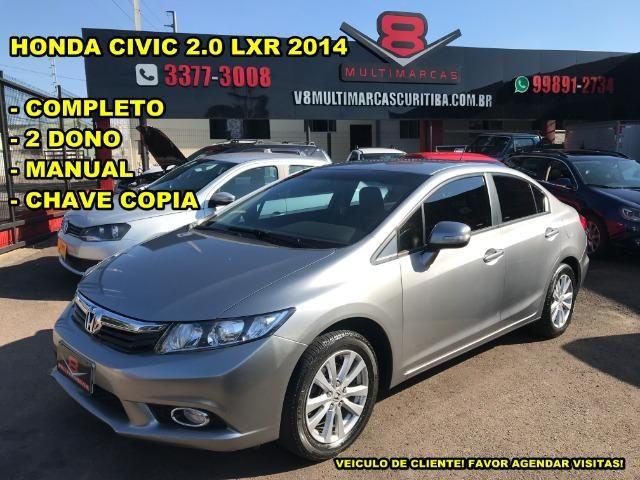 Honda Civic 2.0 Lxr Aut Comp. ( N Jetta Cerato Focus Corolla)