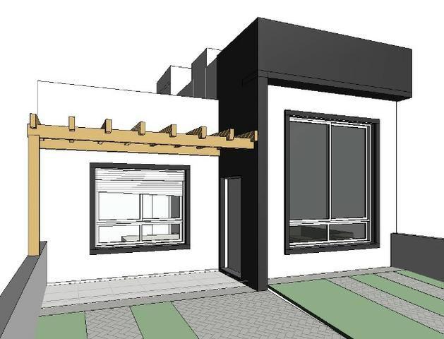 VM Imoveis vende casa pronta de 3 dorms no cond Vale dos lírios em Gravataí - Foto 14