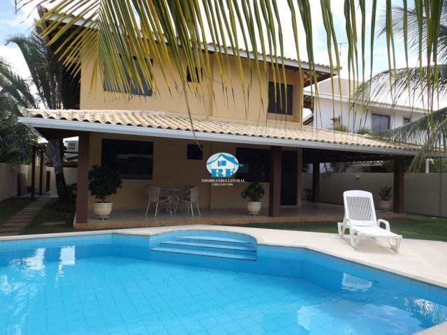 Casa de condomínio à venda com 4 dormitórios em Guarajuba, Guarajuba (camaçari) cod:33 - Foto 3