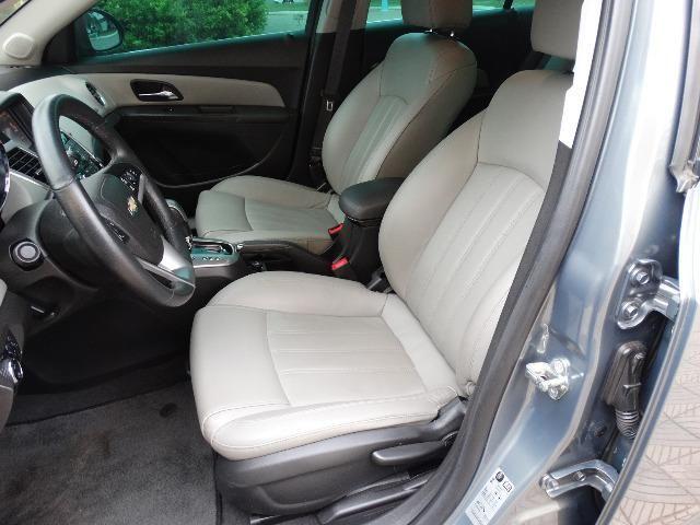 Gm - Chevrolet Cruze Cruze LTZ 1.8FLEX_AUT._66MKM_oMaisNovodoBrasil_ - Foto 10