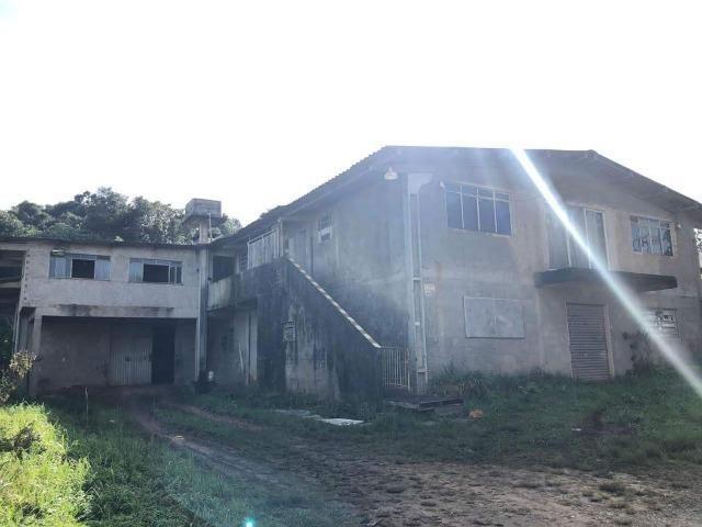 T-BA0012-Barracão com 400 metros e terreno de 1800 mts - Campo Magro PR - Foto 2