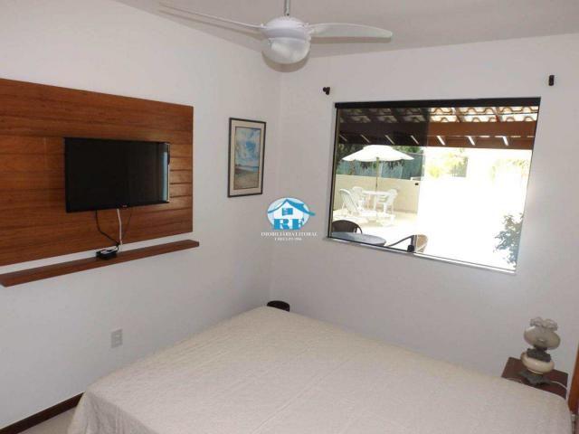 Casa de condomínio à venda com 4 dormitórios em Guarajuba, Guarajuba (camaçari) cod:33 - Foto 17