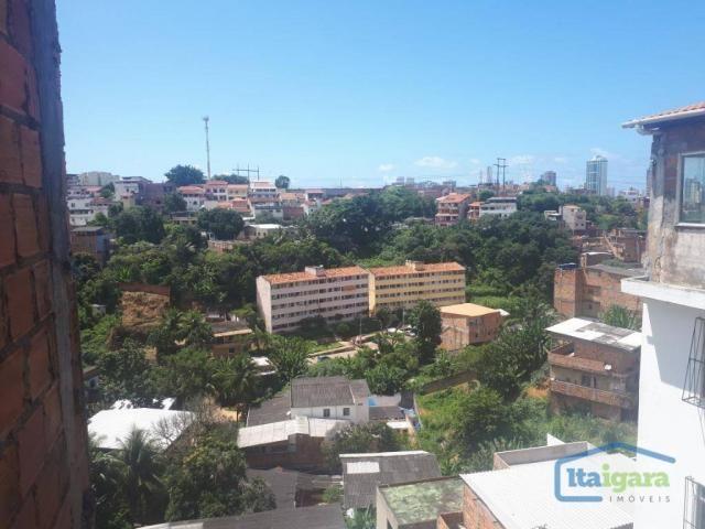Casa com 3 dormitórios à venda, 144 m² por R$ 450.000 - Pernambués - Salvador/BA - Foto 15