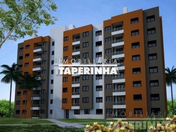 Apartamento à venda com 2 dormitórios em Uglione, Santa maria cod:6890