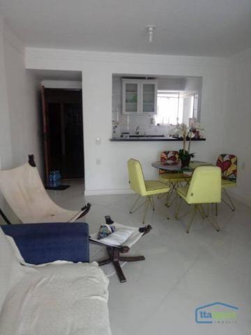 Apartamento com 2 dormitórios à venda, 70 m² por r$ 295.000,00 - costa azul - salvador/ba - Foto 6