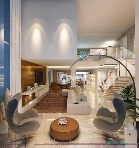 Apartamento com 3 dormitórios à venda, 256 m² por r$ 2.387.900,00 - mauá - novo hamburgo/r - Foto 5