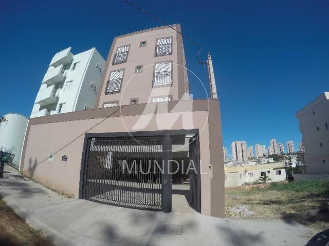 Apartamento à venda com 1 dormitórios em Jd botanico, Ribeirao preto cod:48997