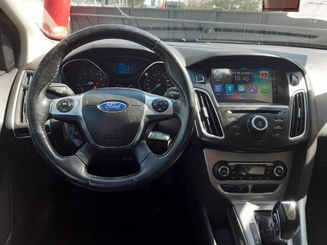 Ford Focus 2015 Automático Top !! - Foto 7