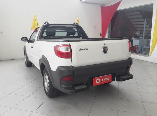 Fiat Strada Hard Working 1.4 cabine simples - Foto 4