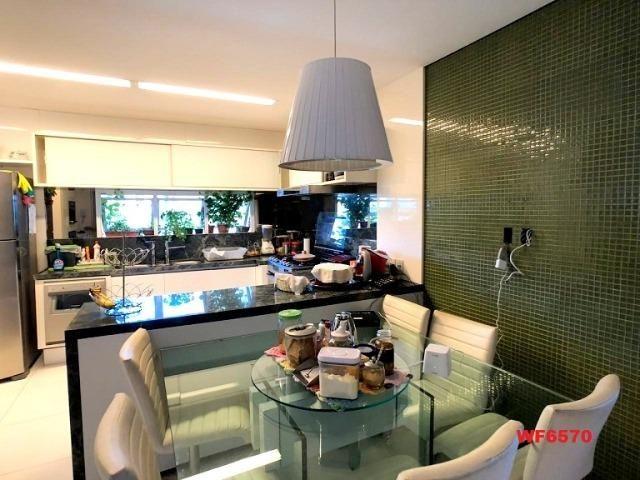 Bossa nova, apartamento no Meireles, 5 suítes, 5 vagas de garagem, 400m², vista mar - Foto 3