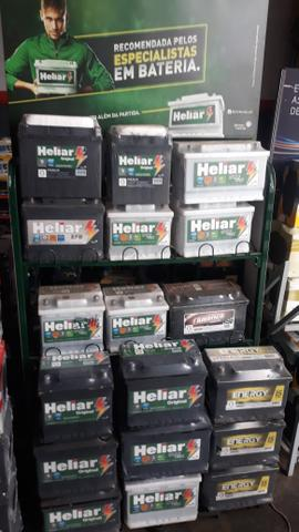 Baterias para todas especificações automotiva