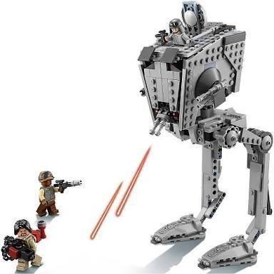 75177-Novo em caixa lacrada Lego Star Wars pesado de primeira ordem Scout Walker