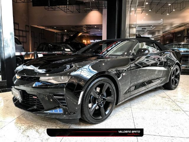 Lindo Camaro SS Conversível 6.2 V8 2018