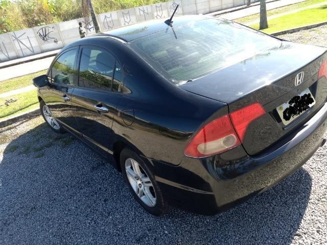 Honda Civic Automático apenas à Gasolina, super conservado - Foto 3