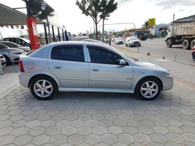 Gm Astra Hatch 2007 2.0 8v C/ GNV Legalizado rodas 16 do elite - Foto 8