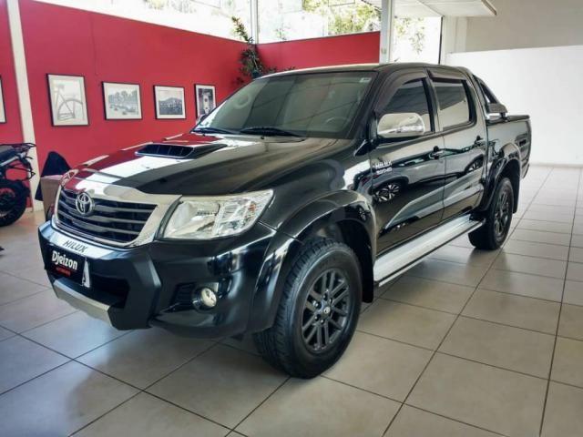 Toyota Hilux LIMITED CD 3.0 4X4 DIESEL AUTOMÁTICA