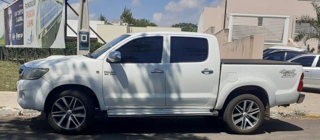 Rodas Toyota Hilux originais + pneus zeros - Foto 7