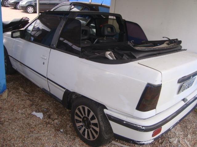 Kadett Conversivel GSI 1993 Branco - Foto 9