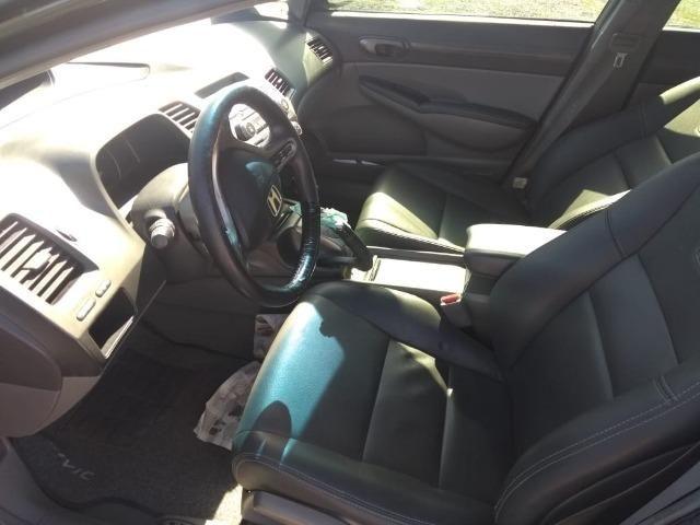 Honda Civic Automático apenas à Gasolina, super conservado - Foto 8