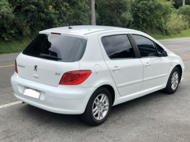 Peugeot 307 2012 1.6 carro extra! - Foto 2