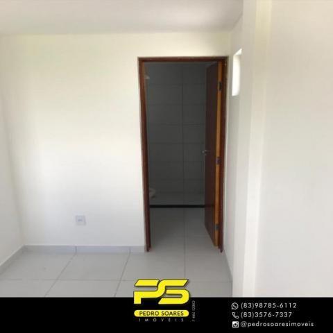 Apartamento com 2 dormitórios à venda, 61 m² por R$ 122.000 - Paratibe - João Pessoa/PB - Foto 7