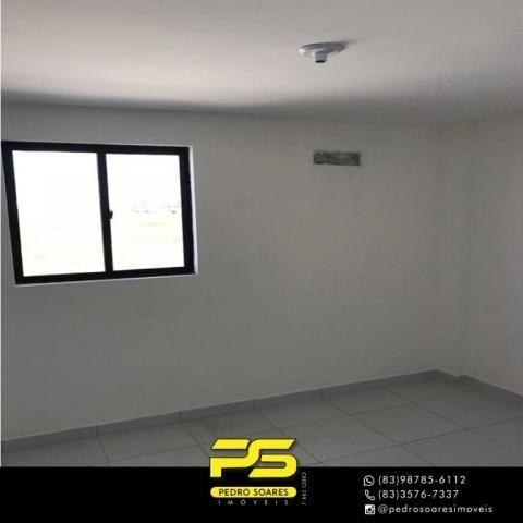 Apartamento com 2 dormitórios à venda, 61 m² por R$ 122.000 - Paratibe - João Pessoa/PB - Foto 13