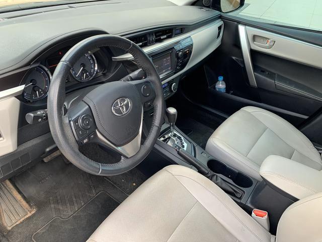 Corollla XEI 2.0 Aut. Top de linha 16/16 - Foto 6