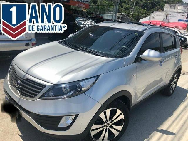 Kia Sportage 2.0AT EX - 21.000km + Bancos em Couro