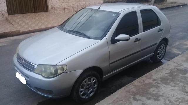 Vendo Fiat Palio Econômico em boas condições de uso (Ligação) * - Foto 7